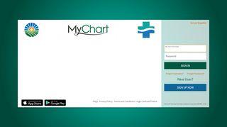 How do I sign up? - MyChart - Login Page