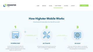 How It Works | Highster Mobile