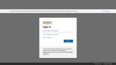 hub.hajoca.net