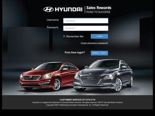 HyundaiSalesRewards.com - ppmsuite