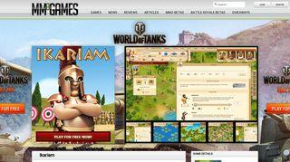 Ikariam - MMOGames.com