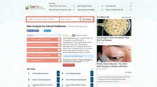 Infonet Healtheast : HealthEast Infonet - Login