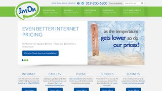 Internet Services and Cable TV - ImOn Cedar Rapids