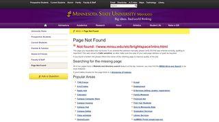 Introduction – D2L   Brightspace STC – Minnesota State University ...