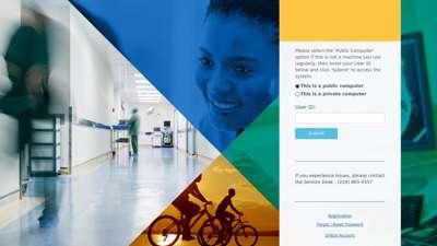 Iodine WebClient - saml.baylorhealth.com