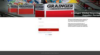 isp login - Grainger
