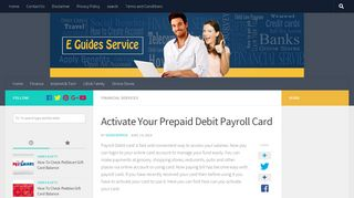 itsmypayroll.com - Payroll Discover Card Account Login  