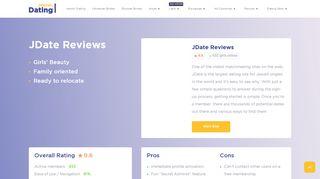 JDate Reviews - Top 10 Jewish Dating Sites