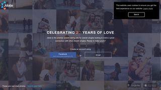 Jewish Dating and Jewish Singles @ Jdate