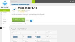 Latest version 71.0.1.19.242 12.11.19 - download messenger ...