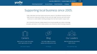 Local Online Marketing & Advertising Company  Yodle.