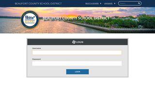 Login - Beaufort County School District