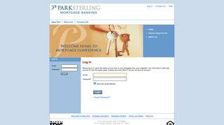 Login - Park Sterling Bank