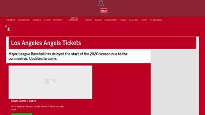 Los Angeles Angels  Los Angeles Angels