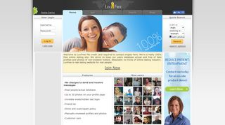 LuvFree is free dating site