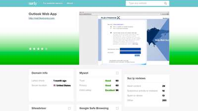 mail.flextronics.com - Outlook Web App - Mail Flextronics