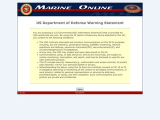 Marine Online (MOL) - Marines.mil