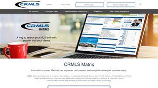 Matrix - California Regional Multiple Listing Service