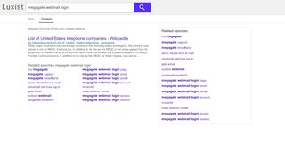 megagate webmail login - Luxist - Content Results