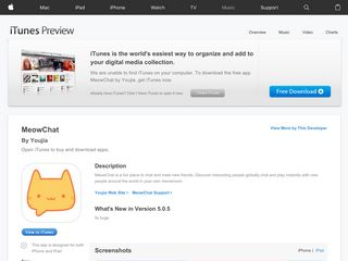 MeowChat on the App Store - iTunes - Apple