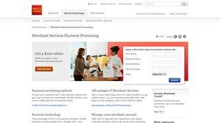 Merchant Services Accounts | Wells Fargo