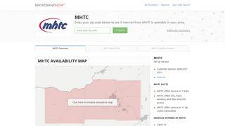 MHTC | Internet Provider | BroadbandNow.com