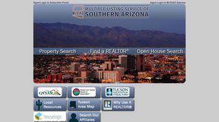 MLS of Southern Arizona, MLSSAZ.com