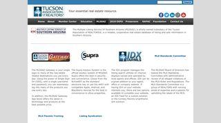 MLSSAZ - Tucson Association of Realtors