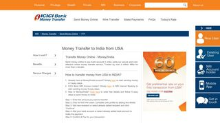 Money Transfer to India from USA - Send Money Online with ...