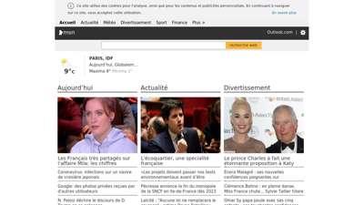 MSN  Outlook, Office, Skype, Bing, Breaking News, and ...