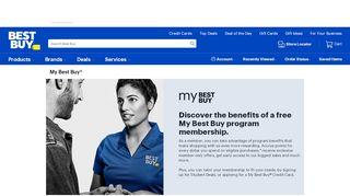 My Best Buy Program Overview