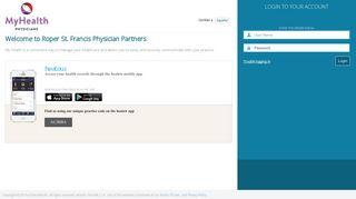 MyHealth Patient Portal - Eclinicalweb.com