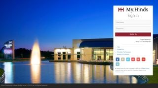 My.Hinds - Hinds Community College