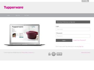 MyTupperware.com