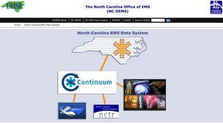 NC EMS Data System - The North Carolina Office of EMS (NC ...