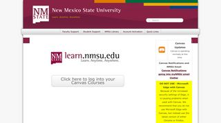 | New Mexico State University