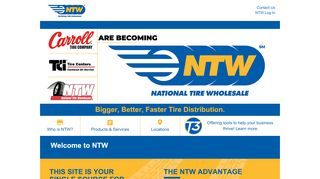 NTW - Home Page