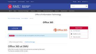 Office 365 - SMU