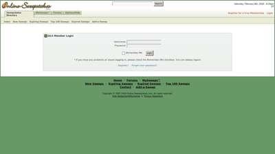 OLS Member Login - Online-Sweepstakes.com