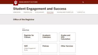 One.IU and OneStart - Indiana University Knowledge Base