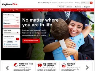Open a Personal Bank Account at KeyBank | Personal Banking ...