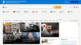 Outlook, Office, Skype, Bing, Breaking News, and Latest ... - MSN