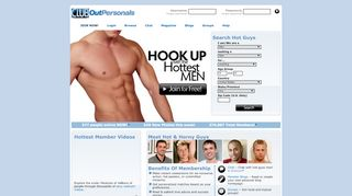 Outpersonals.com join gay dating site