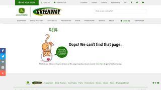 Parts Portal Access Setup | John Deere Dealership