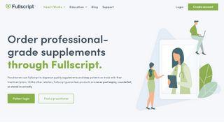Patients | Fullscript