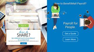 PayFocus Pro™ by BenefitMall   Login   Online Payroll ...