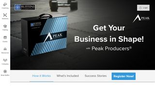 Peak Producers - Lead Generation and Business Training for ...