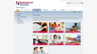 Personal Banking Services | Brotherhood Bank & Trust