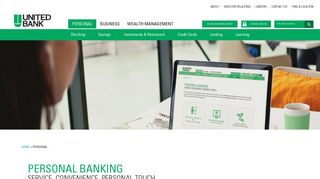 Personal Banking - United Bank