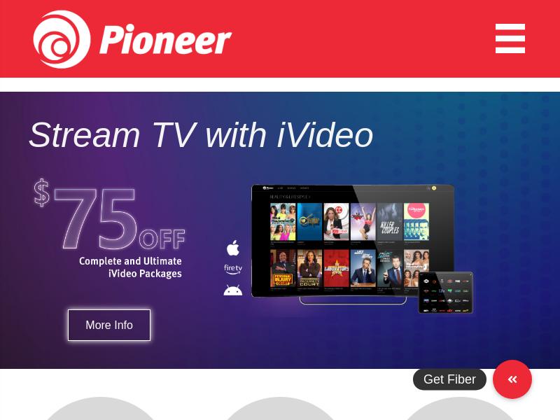 Pioneer Telephone Coop - Internet, Cellular, Security ...